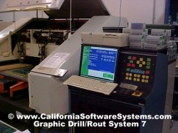 Excellon Mark V DR Graphics Software Package
