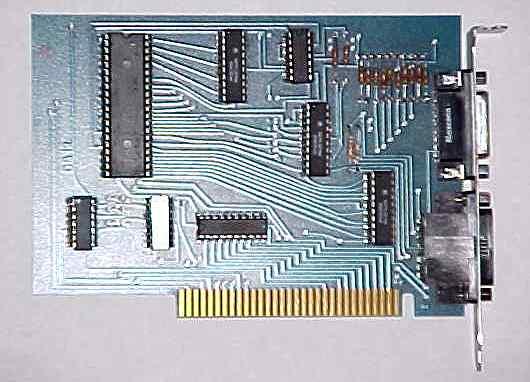 DS-12 I/O Card