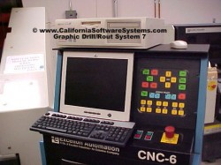 Drilling and Routing Machines Graphical Software Installation