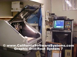 Excellon EX-110 DR Graphics Software System